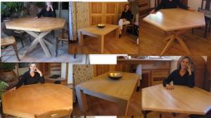 tables frene